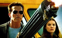 """Schwarzenegger """"tái xuất giang hồ"""""""