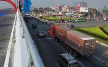 Thông xe hai cầu vượt Hàng Xanh và Ngã tư Thủ Đức