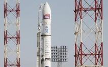 Tên lửa Nga rơi xuống Thái Bình Dương