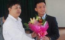 Anh Nguyễn Bá Cảnh làm bí thư Thành đoàn Đà Nẵng