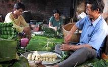 Bánh chưng Nhật Lệ, bánh tét làng Chuồn