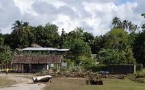 Dư chấn 6.6 độ Richter ngăn nỗ lực cứu nạn ở Solomon