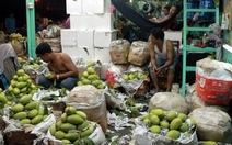 Trái cây ngày 29: chợ đầu mối nhích nhẹ, chợ lẻ nhảy múa