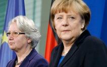 Bộ trưởng giáo dục Đức từ chức vì đạo văn