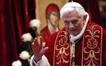 Đức Giáo hoàng Benedict XVI bất ngờ từ nhiệm