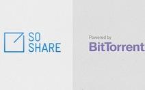 BitTorrent ra mắt dịch vụ chia sẻ file rất lớn