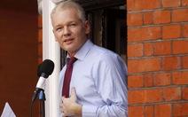 Nếu thắng cử, Julian Assange sẽ thôi ẩn náu
