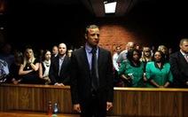 Pistorius thừa nhận đã bắn bạn gái