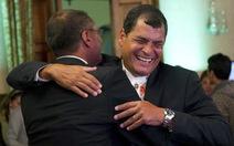 Tổng thống Ecuador đắc cử lần ba