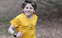 9 tuổi chạy marathon để quyên góp 1 triệu USD
