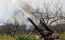 Dinh tổng thống Syria bị tấn công