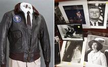 Áo khoác cựu tổng thống Mỹ Kennedy giá nửa triệu USD