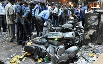 Ấn Độ báo động sau vụ đánh bom 20 người chết