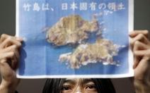 Nhật - Hàn lại căng thẳng vì quần đảo tranh chấp