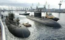 Tàu ngầm lớp Kilo đang là mặt hàng nóng