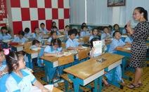 TP.HCM: công bố kế hoạch tuyển sinh lớp 1, lớp 6