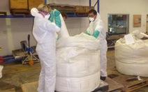Úc: phát hiện nửa tấn ma túy trong lô hàng từ Trung Quốc