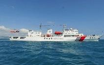 """Trung Quốc đưa tàu hiện đại """"tuần tra thường kỳ"""" biển Đông"""