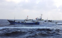 Nhật Bản lại bắt thuyền trưởng Trung Quốc