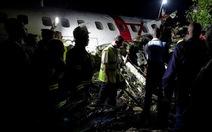 Congo: rơi máy bay, 5 người chết