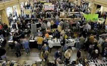 Mỹ: hàng chục ngàn người mua súng lậu mỗi năm