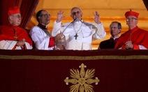 Tân Giáo hoàng người Argentina: Francis I