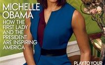 Phu nhân Obama lần thứ hai lên bìa tạp chí Vogue