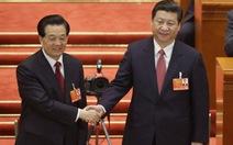 Trung Quốc chuyển giao thế hệ lãnh đạo