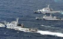 Nhật Bản lần đầu công bố video đuổi tàu Trung Quốc