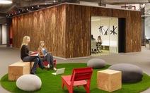 Phòng làm việc công nghệ cao đầy sáng tạo