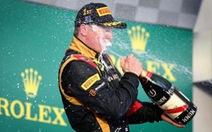 Kimi Raikkonen vô địch tại Úc