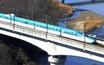 Nhật Bản ra mắt tàu cao tốc nhanh nhất thế giới
