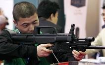 Trung Quốc xuất khẩu vũ khí thứ năm thế giới