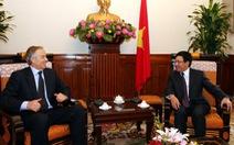 Cựu Thủ tướng Anh Tony Blair trở lại Việt Nam
