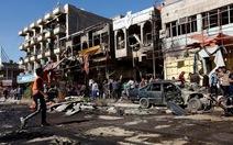 Iraq: 50 người chết vì đánh bom