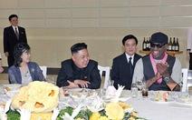 Chủ tịch Kim Jong Un có con gái?
