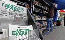 Variety ngưng xuất bản nhật báo