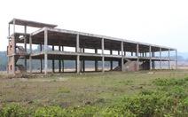 Thanh Hóa: hơn 55ha đất dự án bỏ hoang mười năm