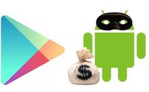 Hơn 1/3 ứng dụng Android ở Trung Quốc là mã độc