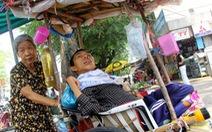 Bà Mầu ở chợ Đông Ba