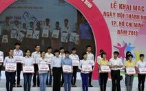 Sôi động sức trẻ với ngày hội thanh niên TP.HCM