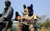 Văn phòng Liên Hiệp Quốc bị cướp tại Trung Phi