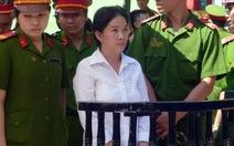 Tuyên tử hình vợ trung tá CSGT đầu độc chồng