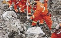 Ít hi vọng cho các nạn nhân lở đất ở Tây Tạng