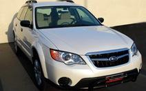 Subaru thu hồi 200.000 xe lỗi phanh
