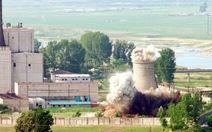 Triều Tiên xây dựng ở lò phản ứng Yongbyon