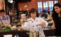 Christine Hà tranh tài với thí sinh Vua đầu bếp
