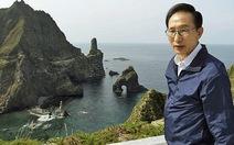 Nhật khẳng định chủ quyền lãnh hải trong sách Xanh ngoại giao
