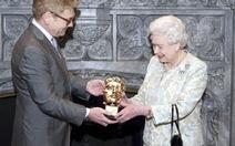 Nữ hoàng Anh nhận giải BAFTA