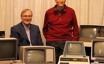 Công bố đơn xin việc của Bill Gates năm 18 tuổi